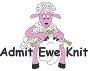 admit ewe knit logo
