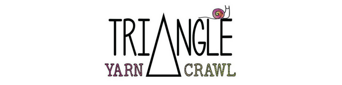 Triangle Yarn Crawl